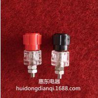 优质供应JS-910A 电源接线柱,红黑接线端子 4mm 厂价直销