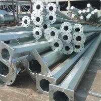 提供避雷塔 工艺塔 通信塔 电力塔钢材热镀锌加工服务