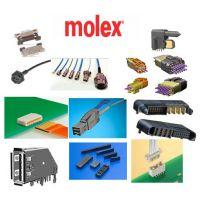Molex原装进口 51142-0200 44432-1203 44428-1805 连接器假一赔十