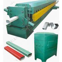 供应【方形落水管成型设备】 无锡冷弯机械厂家 金属成型设备