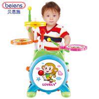 六一礼物 儿童节生日送好礼儿童大号爵士鼓宝宝架子鼓乐器玩具