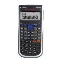 Comix/齐心 C-83MS 开学必备学生考试多功能函数计算器计算机12位