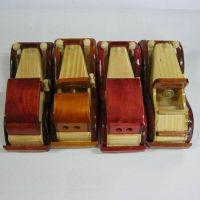 木质小轿车 10寸老爷车 新婚佳人礼物 家居橱柜 装饰品