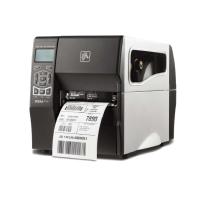 斑马热转印标签打印机