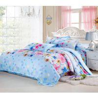 生态棉绒床上用品四件套,家纺,毛毯,蚕丝被,床垫,被子,婚庆床品