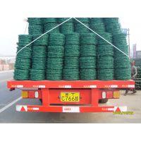 带刺铁丝网、刺网围栏—双赫新型防护产品