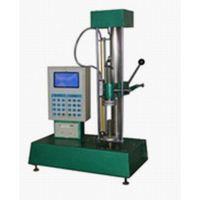 ★手动弹簧拉力试验机报价 小型弹簧压力试验机厂家 买弹簧测试仪
