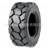 厂家供应块花工程机械轮胎12-16.5滑移装载机轮胎10-16.5全新耐磨