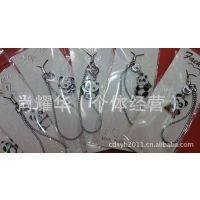 迷你熊猫设计师时尚潮流熊猫手机绳