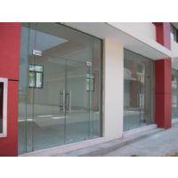 天津河东区安装玻璃门图解流程