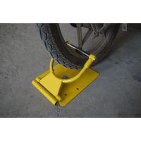 供应摩托车停车架 摩托车二代地桩锁 摩托车车锁架