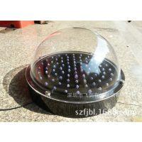 透明有机玻璃球罩 亚克力护罩