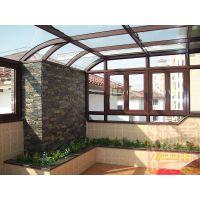 专业制作安装阳光房 阳台 露台 各种门窗