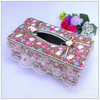 伟一纸巾盒 欧式高档车载方形时尚卫生餐巾纸盒 创意纸巾盒厂