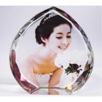 水晶相片制作设备 水晶烤瓷画设备 在水晶打印照片的设备