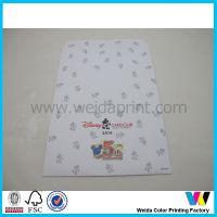 印刷日本迪士尼授权中式信封袋 专业定做 24年工厂 出口
