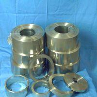 供应纯钛/钛合金TA1 TA2 TC4研磨光亮棒 钛合金板零割 材质保证