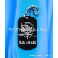 金属水晶钻石挂件  新品!香港Semk创意礼品 Doggi小狗金属钥匙扣