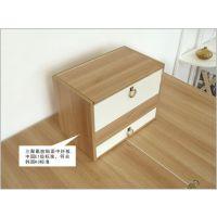 璟鸿家具卧室家具板式梳妆台女生必备多功能小梳妆柜