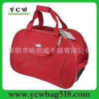 深圳拉杆箱厂家 牛津布拉杆箱 环游世界行李包 韩国品牌旅行包