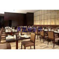 横岗厂家定制西餐厅桌椅 大理石西餐桌 实木西餐桌批发 质量保证