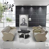 首望家具苹果办公沙发组合新款商务办公室沙发