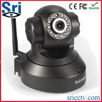厂家直销施瑞安 wifi摄像头 720P高清网络摄像机 监控摄像头