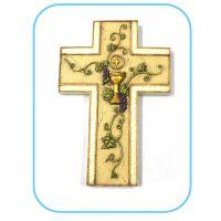 来图定制宗教十字架挂件 创意家居摆件十字架 树脂十字架礼品