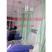 供应山东青岛亚克力有机玻璃针灸科排烟罩