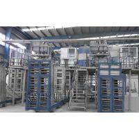 空心墙板生产线厂家 水泥空心墙板设备 恒兴轻质水泥墙板机