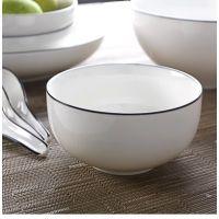 瓷器餐具碗 陶瓷微波碗米饭碗 创意碗餐具 厨房用具 欧美风格丹蓓