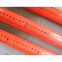 供应电之虹牌10米高压测高杆,高压绝缘测高杆