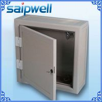 赛普供应450*400*250高性价比PVC电表箱 防水配电箱 搭扣塑料箱