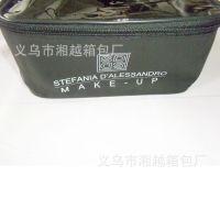 箱包厂供应PVC化妆包黑色化妆包手提化妆包男式化妆包透明化妆包