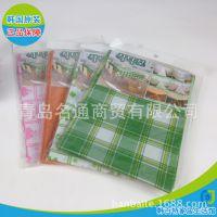 批发 韩国原装进口 塑料餐桌布120*150 PVC台布防滑防水免洗