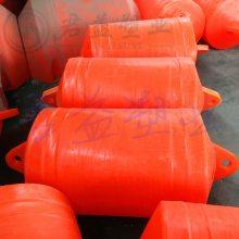 批发直径60公分浮桶,高度76公分养殖浮体,PE浮体