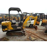 2.6万便宜出售二手玉柴13-6小型挖掘机,家用型挖沟机