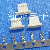 供应1.0-4P胶壳,1.0插头,1.0端子,SH1.0,条形连接器,接插件