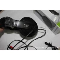 现货JS-735MV 电脑耳机 网吧耳机 麦克风电脑耳麦 带咪电脑耳机