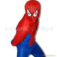 化妆舞会万圣节 表演服装 蜘蛛侠服装 超级英雄 成人蜘蛛侠衣服