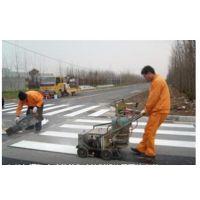 郑州驾校划线 道路专业划线施工 河南划线公司 划线价格电话