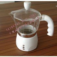 高捷CNC透明咖啡壶手板模型(GJ-1408)