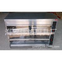 供应恒星HX-6P-B食品陈列保温柜 商用陈列柜 面包展示柜 快餐保温柜