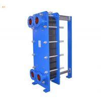 可拆卸板式换热器、万维空调(图)、哈尔滨板式换热器