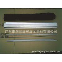 厂家生产供应优质塑钢易拉宝80*200CM,含画面更优惠