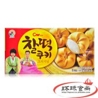 韩国 青佑九日原味打糕120g*18盒/箱  进口零食批发