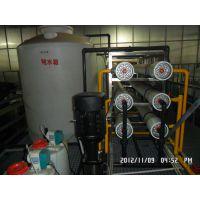 康强公司生产 大型 中水回用 双膜法设备 超滤 反渗透设备