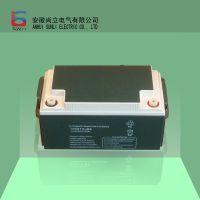 厂家直销蓄电池 胶体蓄电池 太阳能路灯蓄电池 12V65AH
