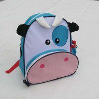 外贸荷兰奶牛卡通款幼儿双肩包 宝宝儿童书包  有轻微染色1112