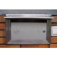 供应小区不锈钢信报箱 高质量不锈钢信箱专业生产